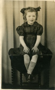 Gill aged 5