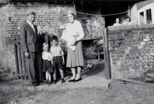 Cookshall Farm March 1954