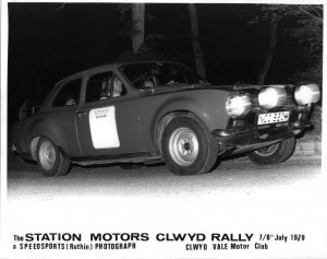 Clwyd Rally 0779