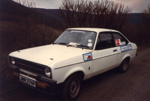 Doctors car on Plains Stages 84