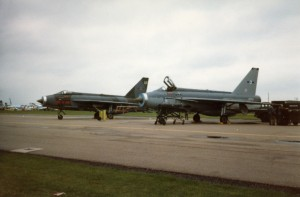 Lightnings XP753,XR755 #1
