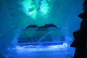 Day 07 044 Kirkenes, The Ice Hotel